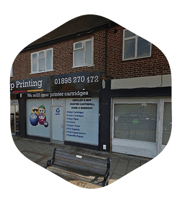 Cleaners Cowley UB8
