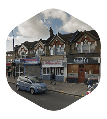 Cleaners Enfield Town