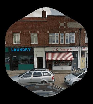 Cleaners Feltham
