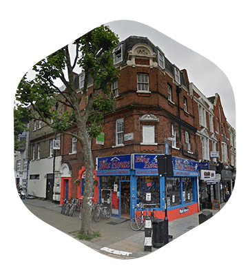 Cleaners Tufnell Park